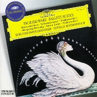 SLEEPING BEAUTY, SWAN LAKE, NATCRACKER/ MSTISLAV ROSTROPOVICH [THE ORIGINALS] [차이코프스키: 발레곡 모음 - 로스트로포비치]