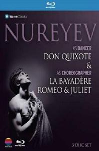 DON QUIXOTE, LA BAYADERE, ROMEO & JULIET