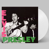 ELVIS PRESLEY [WHITE LP]