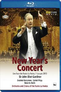 NEW YEAR`S CONCERT: LIVE FROM THE TEATRO LA FENICE 2013 [2013년 베네치아 라 페니체 신년음악회]