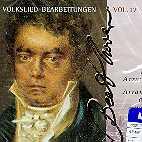 Folksong Arrangements (Complete Beethoven Edition Vol.17)