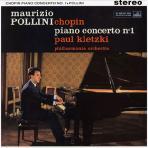 PIANO CONCERTO NO.1/ MAURIZIO POLLINI, PAUL KLETZKI [LP]