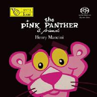 THE PINK PANTHER & FRIENDS [SACD HYBRID] [핑크 팬더 헌정 앨범]