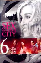 섹스 & 시티 시즌 6 PART 1 박스세트 [SEX AND THE CITY: THE COMPLETE 6 SEASON]