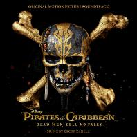 O.S.T - PIRATES OF THE CARIBBEAN: DEAD MEN TELL NO TALES [캐리비안의 해적: 죽은 자는 말이 없다]