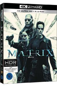 매트릭스 [4K UHD+BD] [오링케이스 한정판] [THE MATRIX]