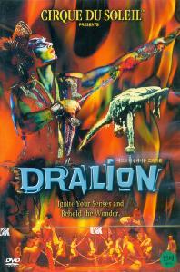 태양의 서커스: 드라리온 [CIRQUE DU SOLEIL: DRALION] [13년 7월 소니 마이클 잭슨 불멸의 월드투어 태양의서커스 공연기념 프로모션] DVD