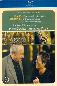 EUROPA KONZERT FROM LISBON/ MARIA JOAO PIRES, <!HS>PIERRE<!HE> BOULEZ [2003년 유로파 콘체르트]