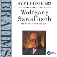SYMPHONY NO.2/ WOLFGANG SAWALLISCH [UHQ] [브람스: 교향곡 2번 - 자발리쉬]
