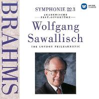 SYMPHONY NO.3/ WOLFGANG SAWALLISCH [UHQ] [브람스: 교향곡 3번 - 자발리쉬]