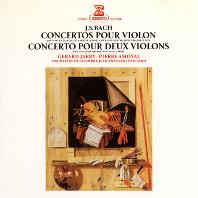 CONCERTOS POUR DEUX VIOLINS/ GERARD JARRY, PIERRE AMOYAL [UHQ] [바흐: 바이올린 협주곡]
