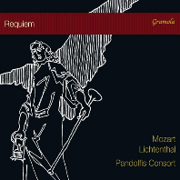 REQUIEM/ PANDOLFIS CONSORT [모차르트: 레퀴엠 - 판돌피스 콘소트]