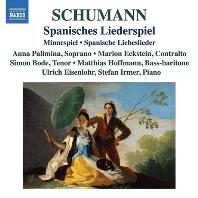 SPANISCHES LIEDERSPIEL/ ANNA PALIMINA [슈만: 두 개의 스페인 노래극, 미네슈필(발췌)]