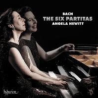 THE SIX PARTITAS/ ANGELA HEWITT [바흐: 파르티타 전곡 - 안젤라 휴이트]