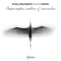 IMPROMPTUS, WALTZES & MAZURKAS/ PAVEL KOLESNIKOV [쇼팽: 즉흥곡, 왈츠, 마주르카 - 파벨 콜레스니코프]