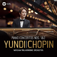 PIANO CONCERTOS NOS.1 & 2/ YUNDI [쇼팽: 피아노 협주곡 1, 2번 - 윤디]