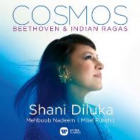 COSMOS: BEETHOVEN & INDIAN RAGAS/ MEHBOOB NADEEM, MITEL PUROHIT [코스모스: 베토벤과 인도 라가 - 샤니 딜루카]