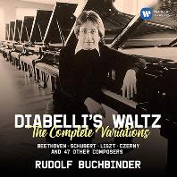 DIABELLI`S WALTZ: THE COMPLETE VARIATIONS [디아벨리의 왈츠: 베토벤, 슈베르트, 리스트 외 - 루돌프 부흐빈더]