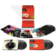 THE COMPLETE FONTANA ALBUMS 1961-1969 [THE FONTANA TAPE LIBRARY] [MQA-CD] [한정반]