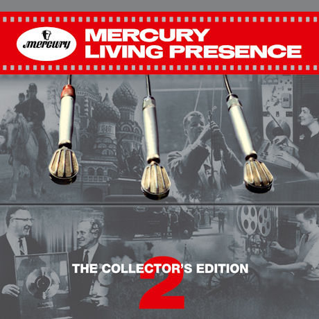 MERCURY LIVING PRESENCE: THE COLLECTOR`S EDITION 2 [머큐리 리빙 프레즌스 2: 한정반]