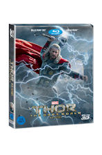 �丣: ��ũ ��� 2d+3d [��ƿ�� �޺� ������] [Thor: The Dark World]