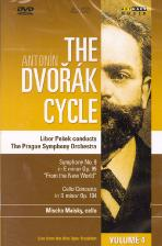 드보르작 사이클 4집 [THE <!HS>ANTONIN<!HE> DVORAK CYCLE VOL.4/ LIBOR PESEK]
