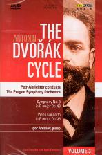 드보르작 사이클 3집 [THE <!HS>ANTONIN<!HE> DVORAK CYCLE VOL.3/ PETER ALTRICHTER]