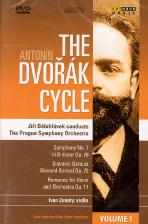 드보르작 사이클 1집 [THE <!HS>ANTONIN<!HE> DVORAK CYCLE VOL.1/ JIRI BELOHLAVEK]