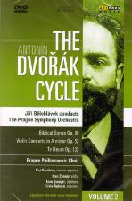 드보르작 사이클 2집 [THE <!HS>ANTONIN<!HE> DVORAK CYCLE VOL.2/ JIRI BELOHLAVEK]