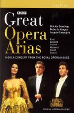 GREAT OPERA ARIAS [1996년 코벤트가든 오페라 갈라]