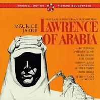 LAWRENCE OF ARABIA+14 BONUS TRACKS [아라비아의 로맨스]
