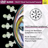 SYMPHONIES NOS.7 & 8/ WOJCIECH RAJSKI [DVD-AUDIO] [베토벤 교향곡 7,8번]