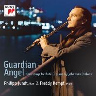 GUARDIAN ANGEL: NEW SONGS FOR FLUTE & PIANO BY BRAHMS/ FREDDY KEMPF [필립 윤트: 플루트와 피아노를 위한 브람스 가곡 편곡집]
