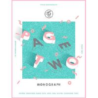TWICE PAGE TWO: MONOGRAPH [포토북+DVD]