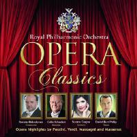 OPERA CLASSICS/ RENATO BALSADONNA [로열 필하모닉 오케스트라: 오페라 작품들]