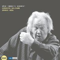SYMPHONIES NOS.1-4/ CAMERATA SALZBURG, SANDOR VEGH [슈베르트: 교향곡 1-4번 - 샨도르 베그]