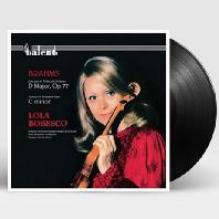 CONCERTO FOR VIOLIN AND ORCHESTRA/ LOLA BOBESCO [LP] [롤라 보베스코: 브람스 바이올린 협주곡과 소나타]
