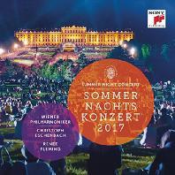 SUMMER NIGHT CONCERT 2017/ RENEE FLEMING, CHRISTOPH ESCHENBACH [2017 빈 필하모닉 여름밤 콘서트 - 크리스토프 에센바흐]