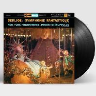 SYMPHONIE FANTASTIQUE/ DIMITRI MITROPOULOS [LP] [베를리오즈: 환상교향곡 - 미트로풀로스]