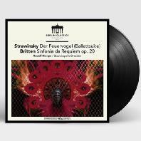 THE FIREBIRD SUITE & SINFONIA DA REQUIEM/ RUDOLF KEMPE [LP] [스트라빈스키: <불새> 모음곡 & 브리튼: <레퀴엠> 신포니아 - 루돌프 켐페]