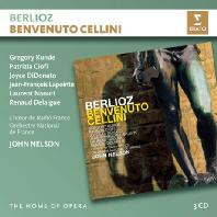 BENVENUTO CELLINI/ JOHN NELSON [THE HOME OF OPERA] [베를리오즈: 벤베누토 첼리니]