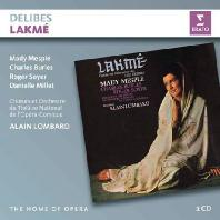 LAKME/ ALAIN LOMBARD [THE HOME OF OPERA] [들리브: 라크메]