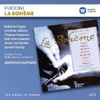 LA BOHEME/ ANTONIO PAPPANO [THE HOME OF OPERA] [푸치니: 라보엠]