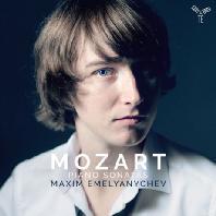 모차르트 - 피아노 소나타 14번, 16번, 18번, 환상곡 K.475