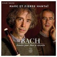바흐 - 플룻 소나타 BWV.1035 & BWV.1030 & BWV.1034 & BWV.1013 & BWV.1032