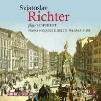PIANO SONATAS D.575, 625, 784, 894, 915, 958/ SVIATOSLAV RICHTER [슈베르트: 피아노 소나타 - 리히터]