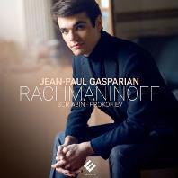 PIANO WORKS/ JEAN-PAUL GASPARIAN [장-폴 가스파리안: 라흐마니노프, 스크리아빈, 프로코피에프]