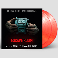 ESCAPE ROOM [이스케이프 룸] [TRANSPARENT RED] [180G LP]