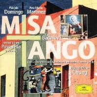 MISA TANGO/ LUIS BACALOV, MYUNG WHUN CHUNG [피아졸라 & 바칼로프: 미사 탱고 - 정명훈]