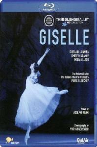 GISELLE/ PAVEL KLINICHEV [아당: 지젤 - 유리 그리고로비치(안무)]